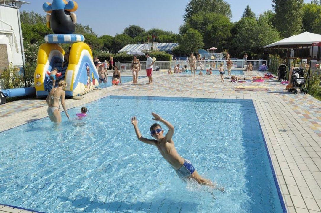 Children Swimming Pool Camping Camping Savio Camping Ca'Savio