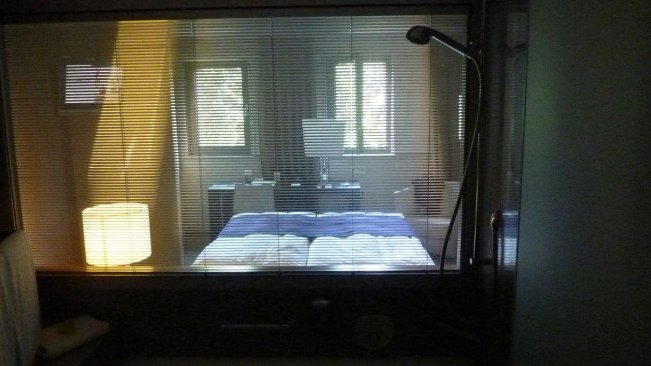 Aus Badezimmer Ins Schlafzimmer Mövenpick Hotel Hamburg