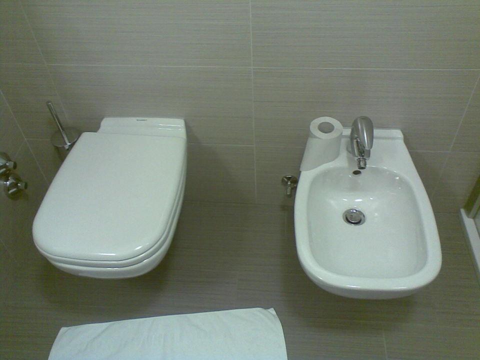 WC und Bidet Residence Ledi
