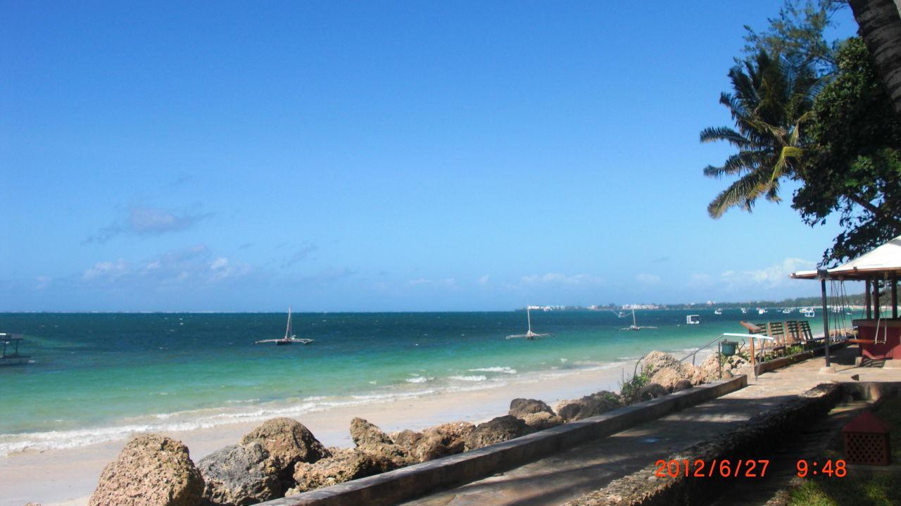 """Cdc >> """"Bamburi Beach am Hotel Severin Sea Lodge."""" Hotel Severin ..."""