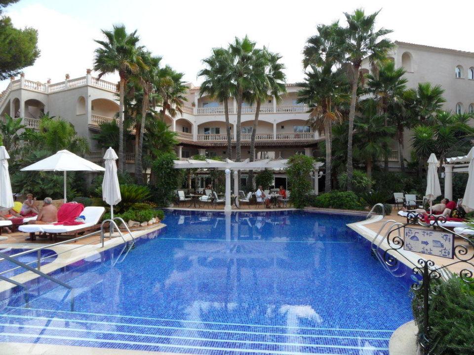 Der pool hotel el coto colonia sant jordi holidaycheck mallorca spanien - Hotel el coto mallorca ...