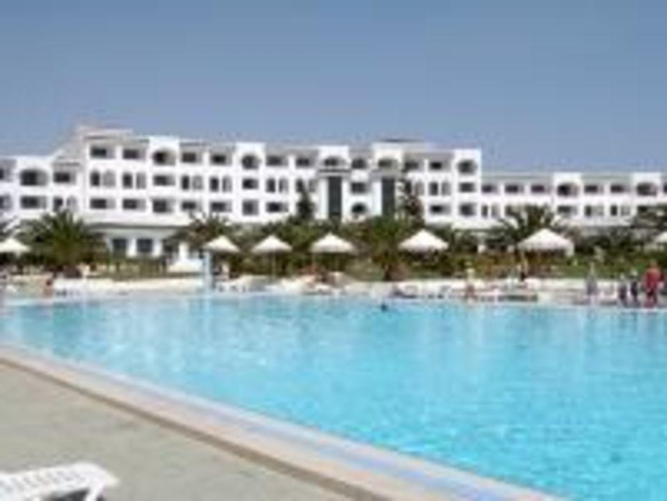 Mahdia_ElFatimi Hotel Fatimi Garden