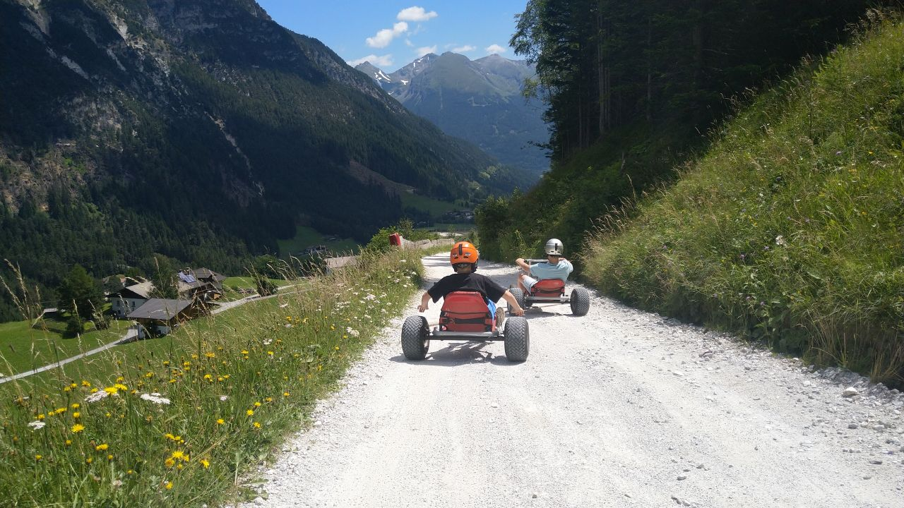Sport & Freizeit Alphotel Tyrol