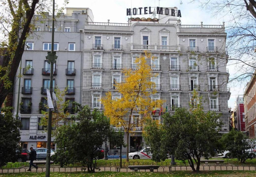 Street view Hotel Mora