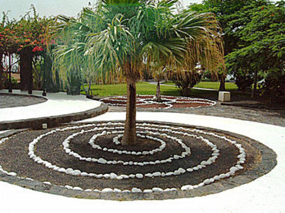 Hotelanlage Hesperia Lanzarote Playa Dorada