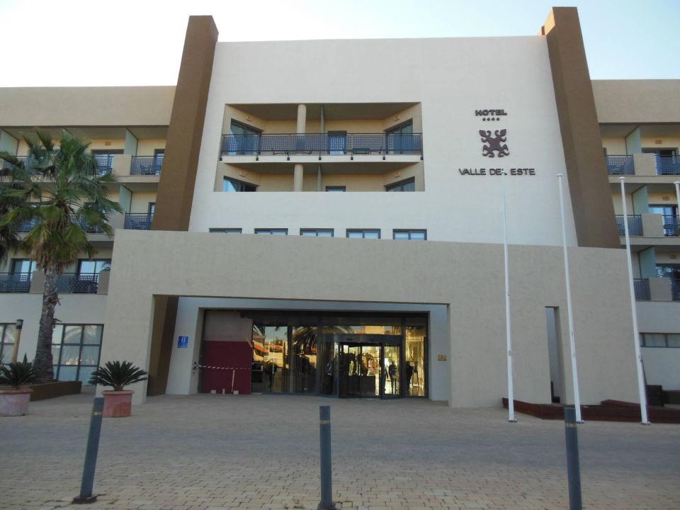 Frontansicht Hotel Valle del Este Golf Spa