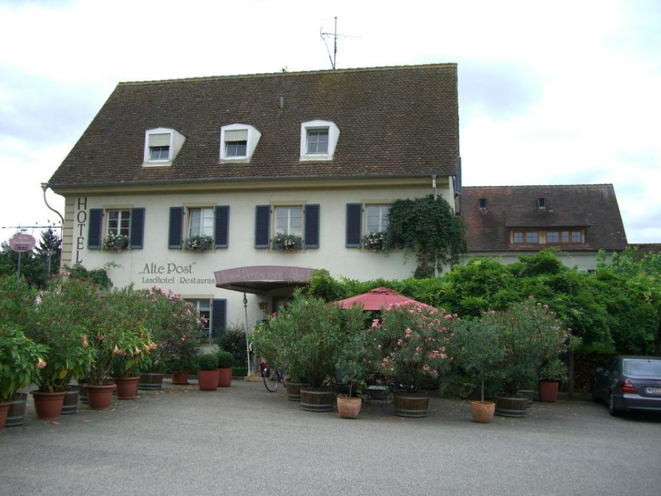 Hotel Alte Post Hotel Alte Post