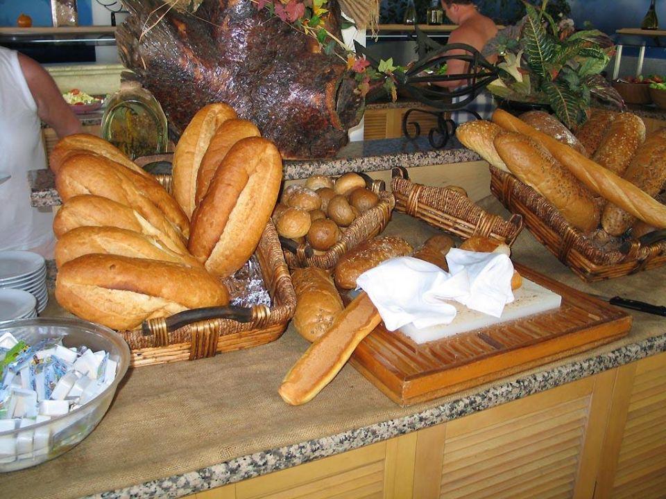 Brot und Brötchen Kiriş World Hotel by Voyage  (geschlossen)