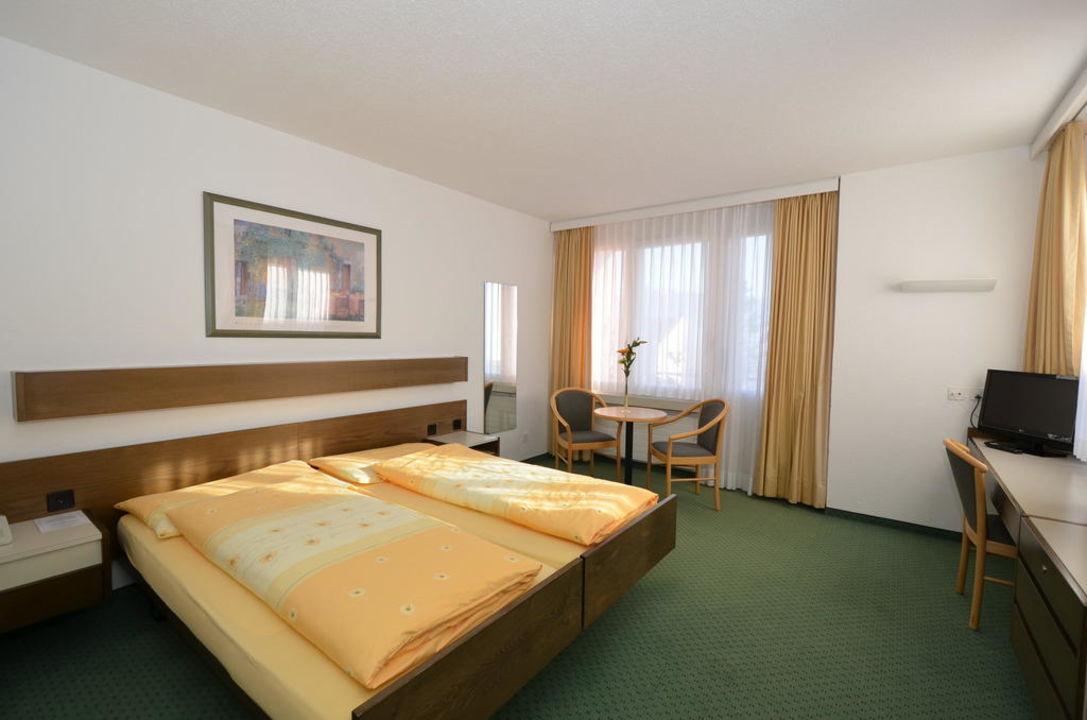 Double Room Hotel Alvier