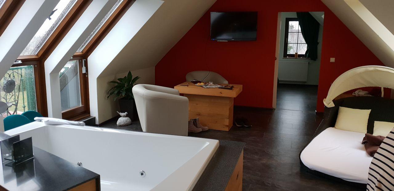 Zimmer Landhotel Waldblick