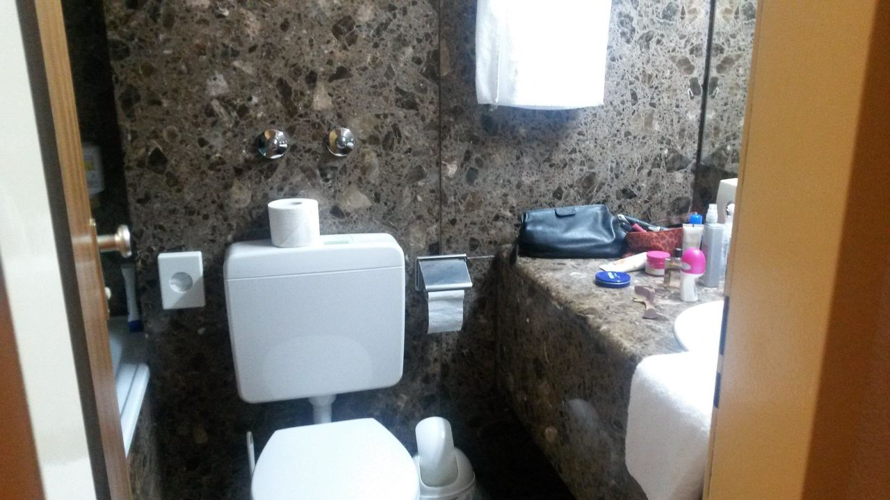 sehr kleines badezimmer hotel bad herrenalb vorg nger hotel existiert nicht mehr bad. Black Bedroom Furniture Sets. Home Design Ideas