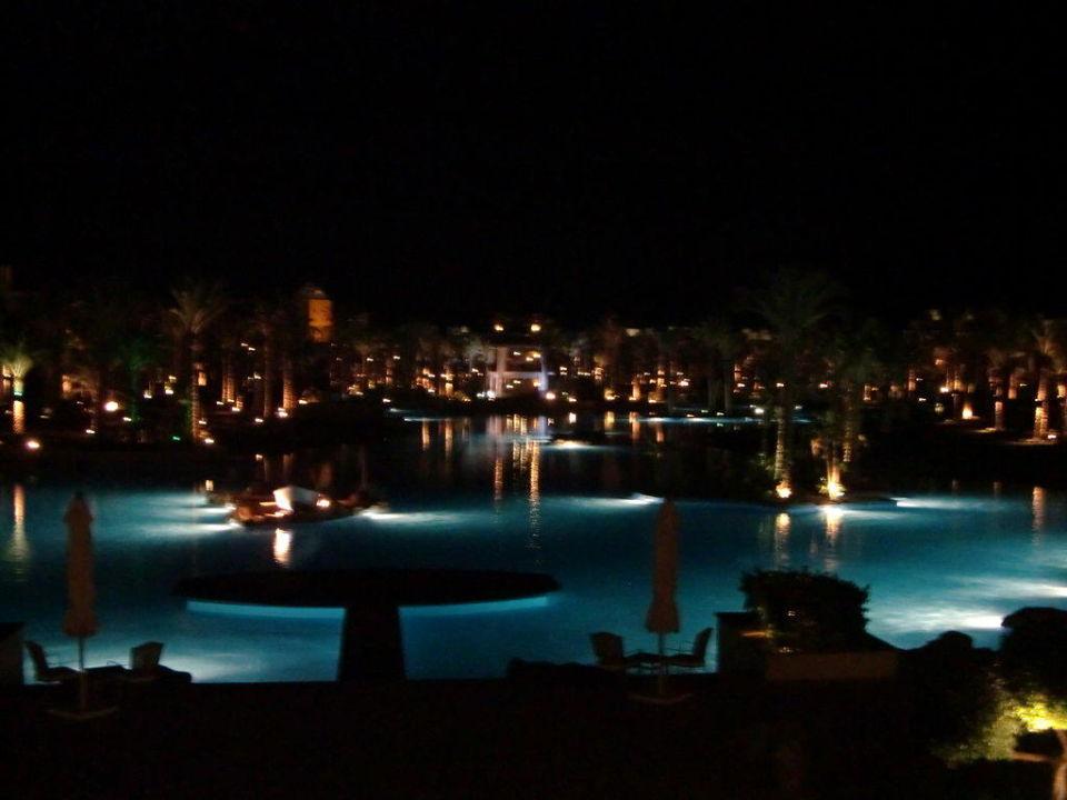 Pool at Night Siva Port Ghalib