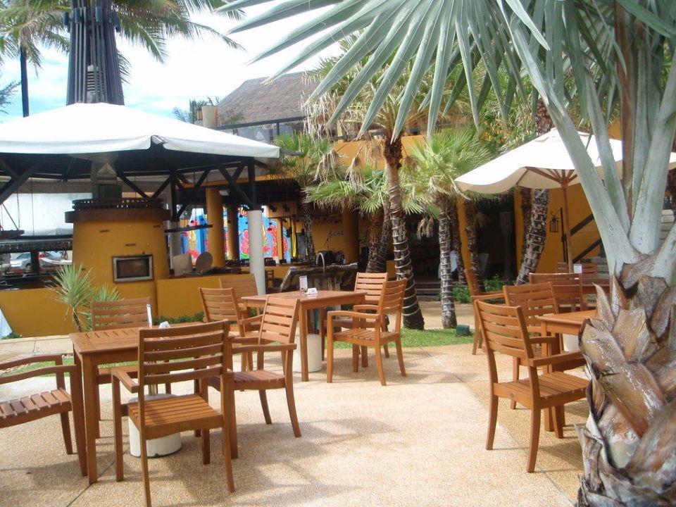 Strandbar Mövenpick Resort & Spa Karon Beach Phuket