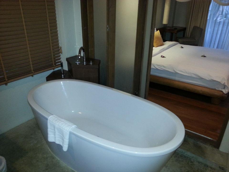 Badewanne Metadee Resort & Villas