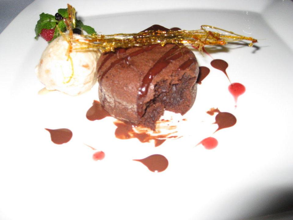 Nachtisch! Al Maha Desert Resort & Spa
