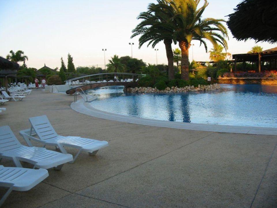 Der große Pool die erste... TUI FAMILY LIFE Islantilla