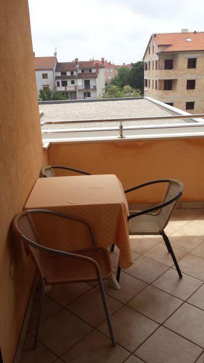 Balkon Apartments Nada