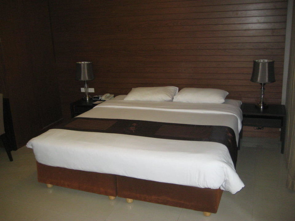 Doppelbett Hotel FuramaXclusive Sathorn