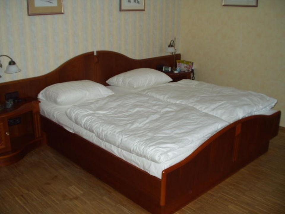 Doppelbett Resort Gutshof Sparow