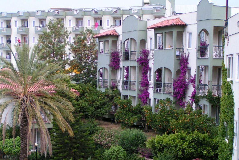 Wohnblocks des Hotels Hotel Gardenia Beach