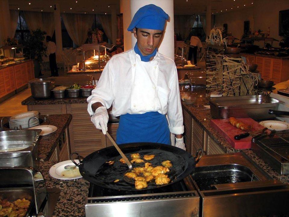 Mexikanischer Abend im Hauptrestaurant Kiriş World Hotel by Voyage  (geschlossen)