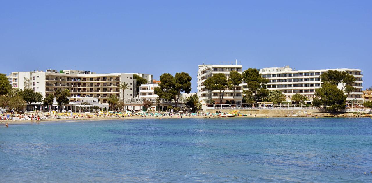 """Hotel and Apartments view"" Alua Miami Ibiza (Es Canar ..."