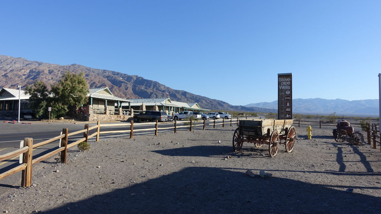 Sonstiges Hotel Stovepipe Wells