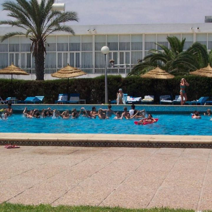 Pool Alyssa Thalassa Sousse Resort & Aquapark