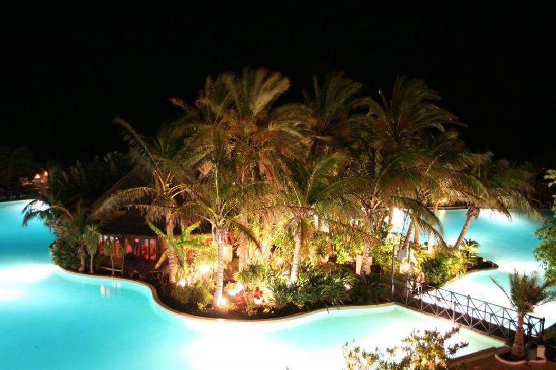 Bar Coco Loco bei Nacht Club Jandia Princess