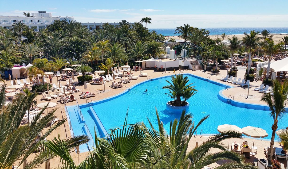 Hotel Riu Playa Del Ingles