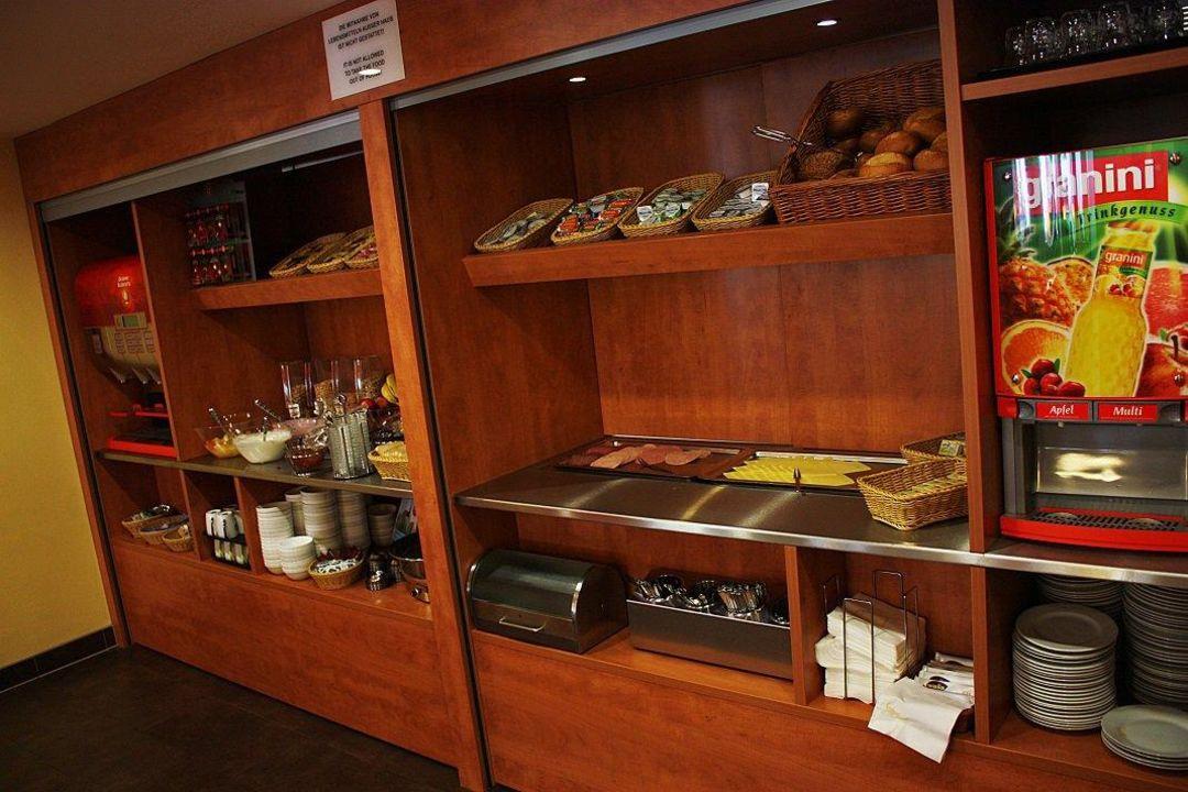 Das Fruhstucksbuffet B B Hotel Dortmund Messe Dortmund Holidaycheck Nordrhein Westfalen Deutschland