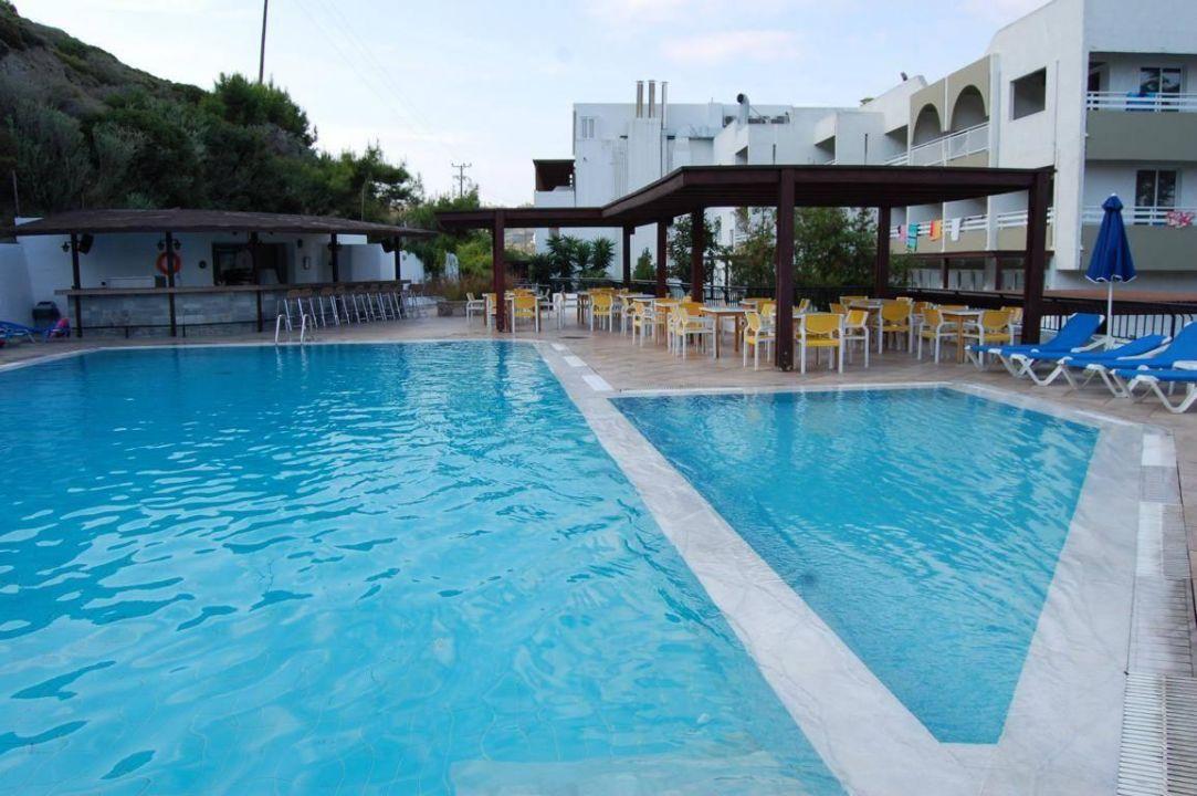 Hotel Sirene Beach Rhodos