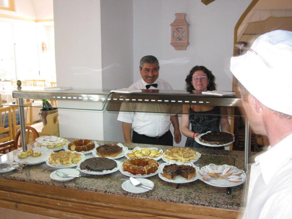 Mittagessen Hotel Meninx