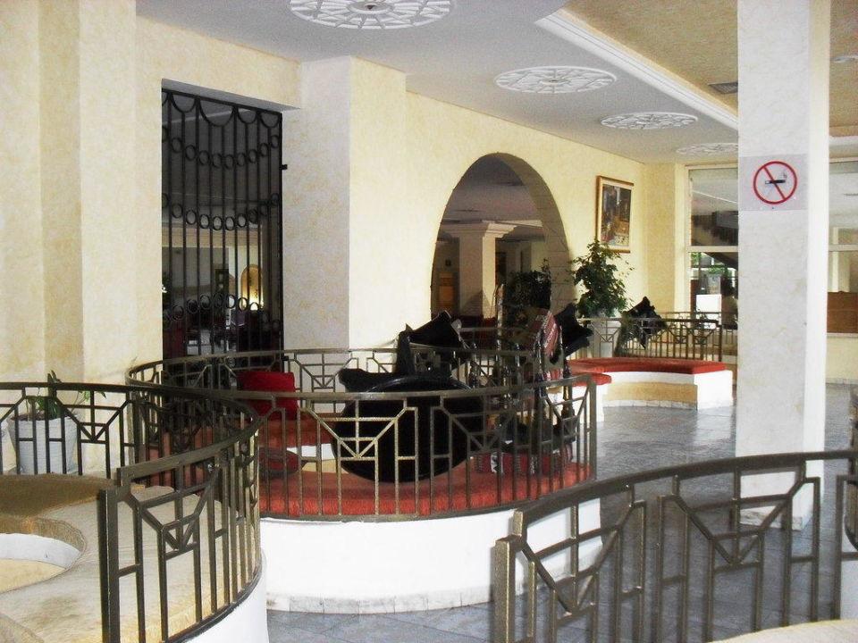 Intérieur de l'hôtel Hotel Houda Golf & Beach Club