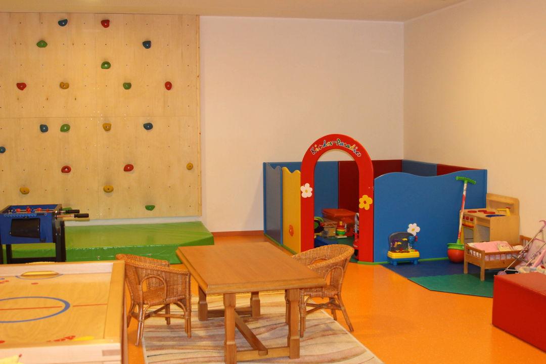 Spielzimmer Hotel Sulfner