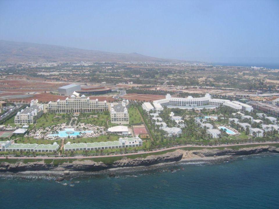 Riu club hotel und riu meloneras clubhotel riu gran for Hoteles 4 estrellas gran canaria