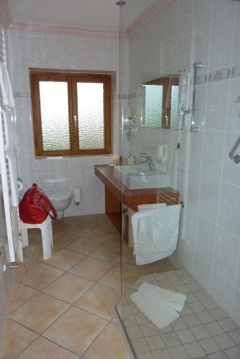Bad Mit Begehbarer Dusche Hotel Tanneck