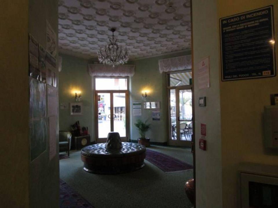 Sauber und einfach Hotel Diana