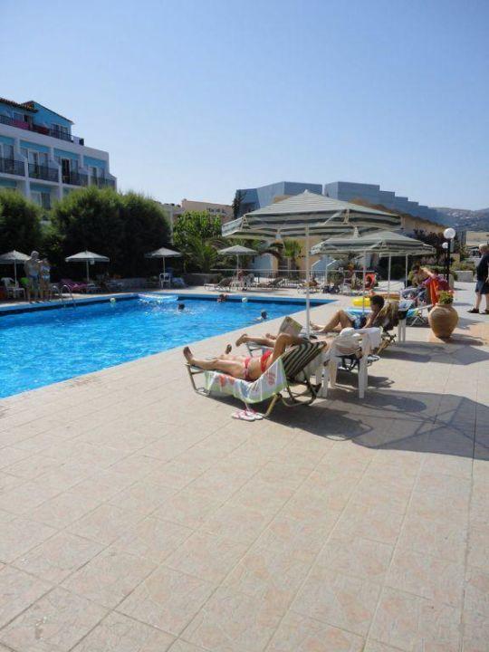 Basen Hotel Katerina