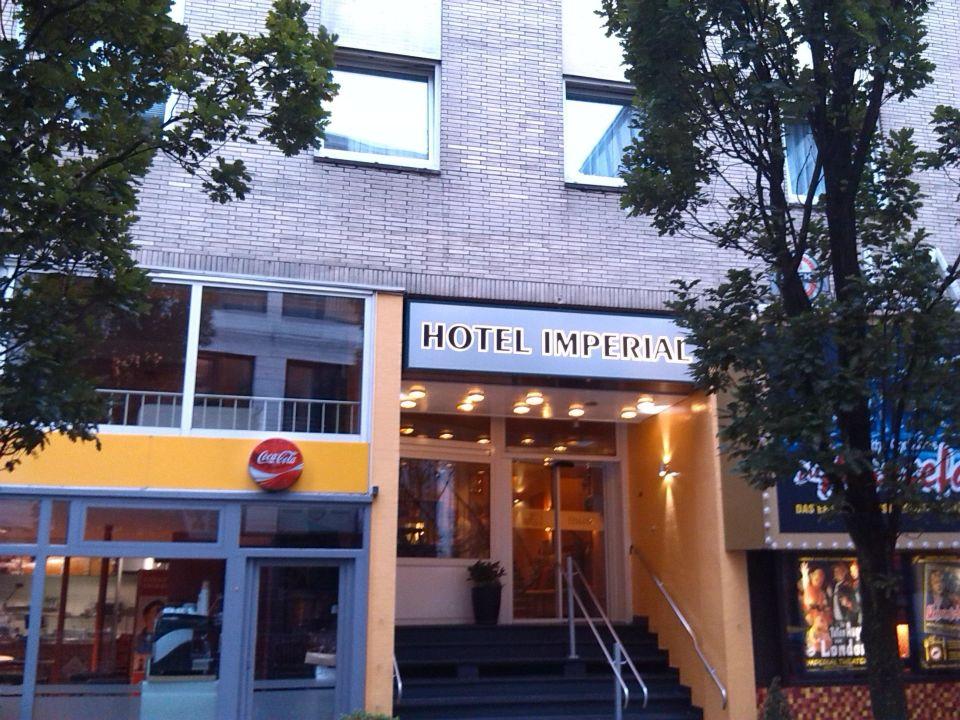 Hotel Imperial Hamburg