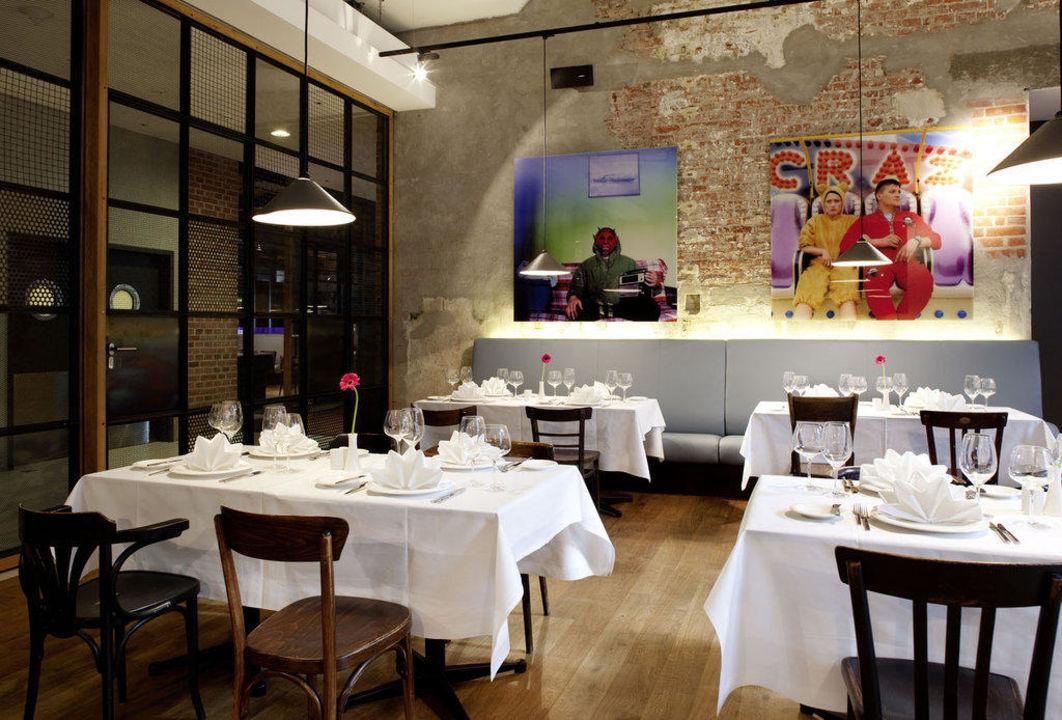 Restauracja Delight Vienna House Andel's Lodz