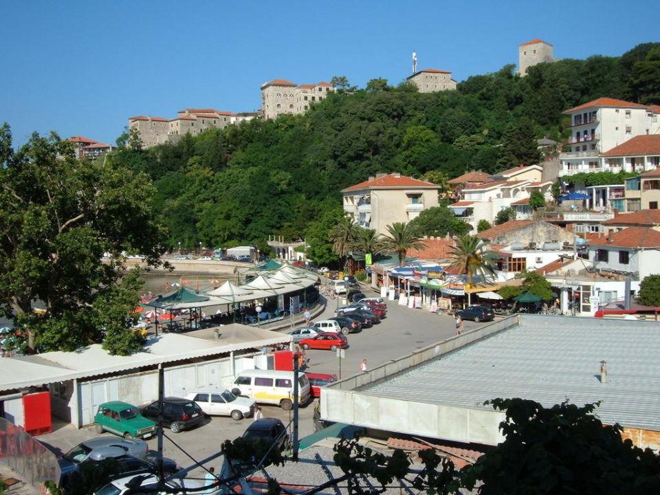 Widok z balkonu Apartment Villa Drago