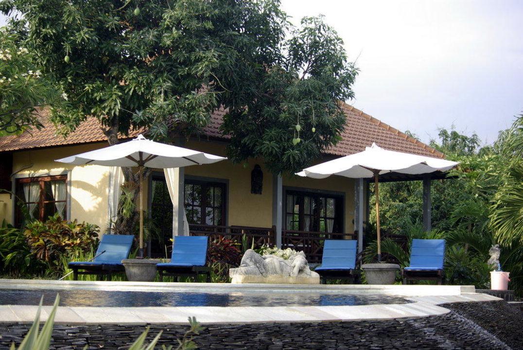 Pool Oase Hotel Puri Mangga