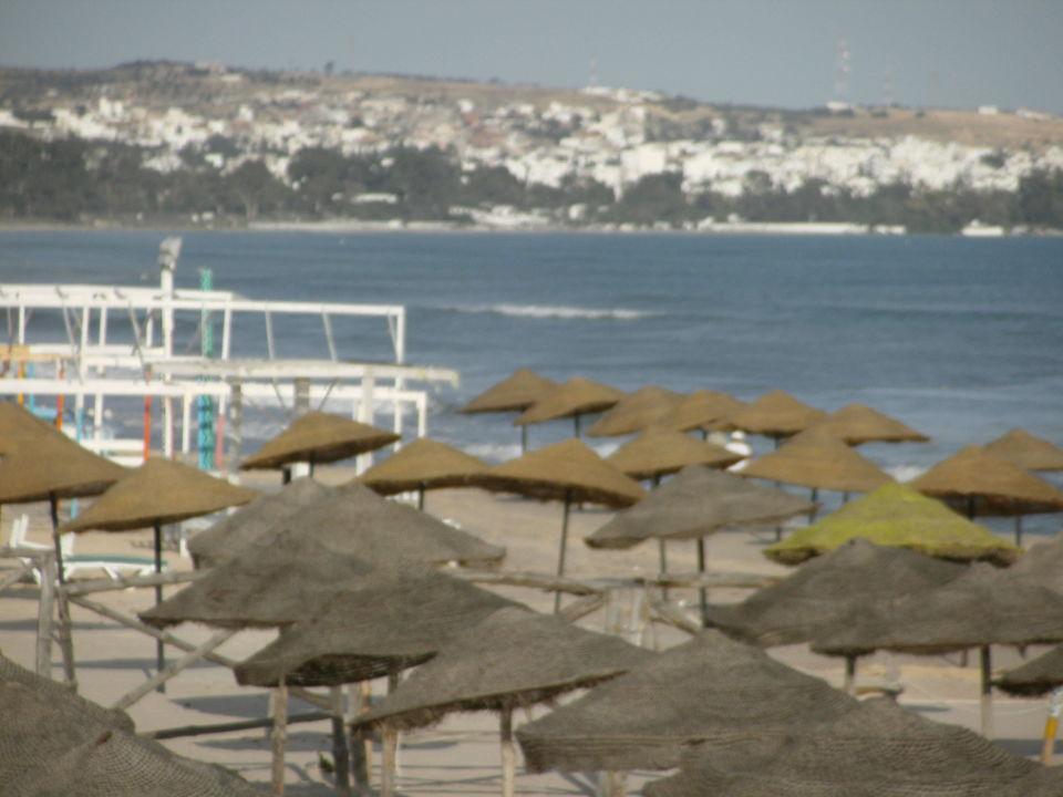 Hotel Samira Club Hammamet Bewertung