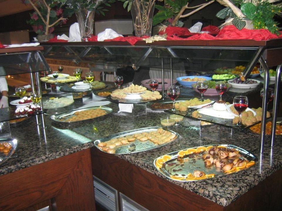 Nachspeise Hotel Sherwood Breezes Resort