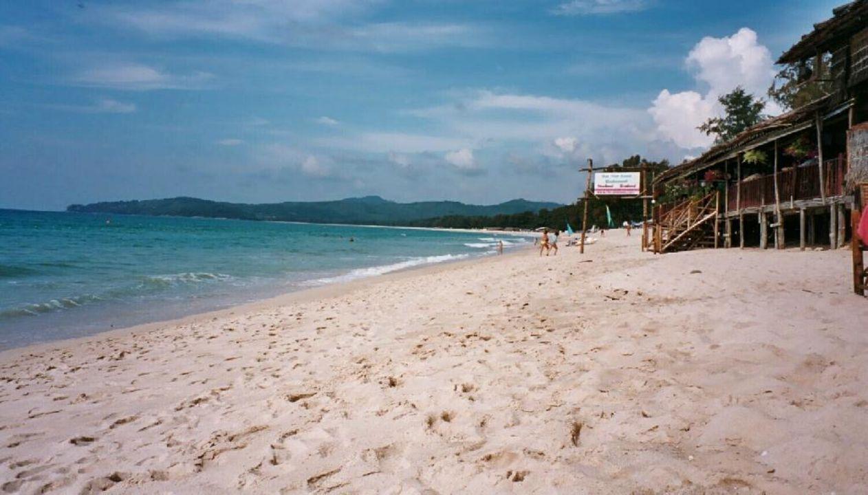 Strand von Bangtao Best Western Premier Bangtao Beach Resort & Spa