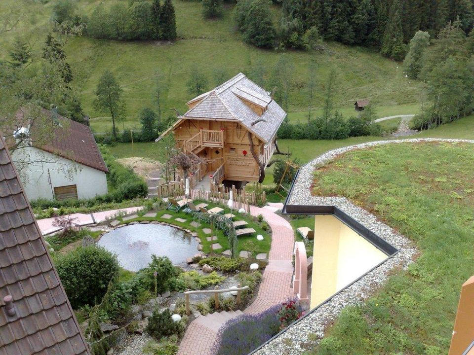 neues baumhaus wellness hotel tanne tonbach baiersbronn holidaycheck baden w rttemberg. Black Bedroom Furniture Sets. Home Design Ideas