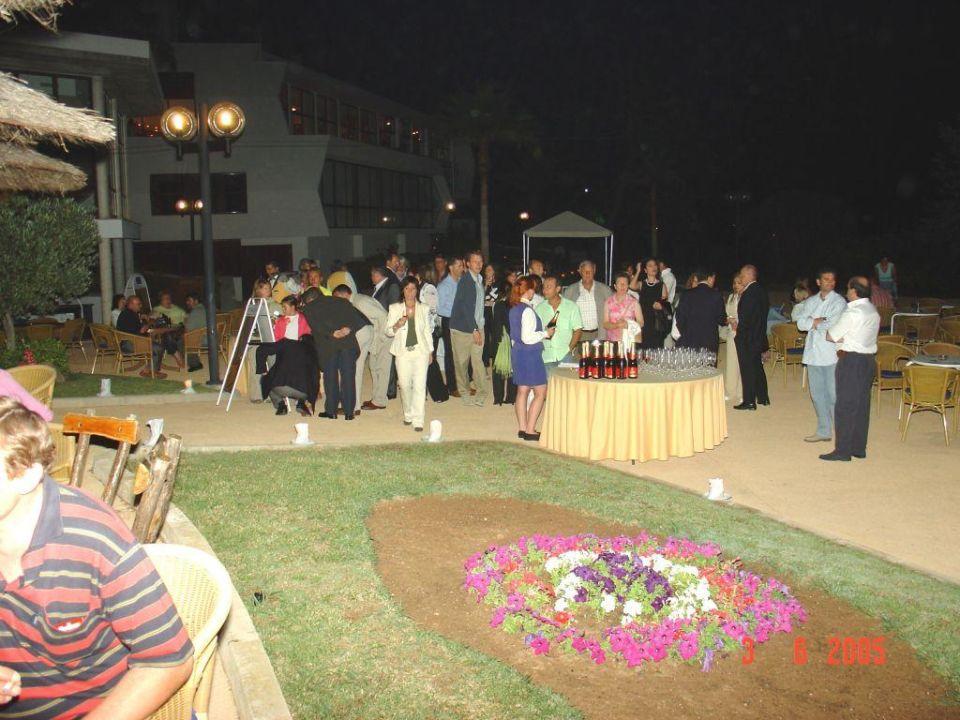 Kommt alle zur Party! Hotel Exagon Park
