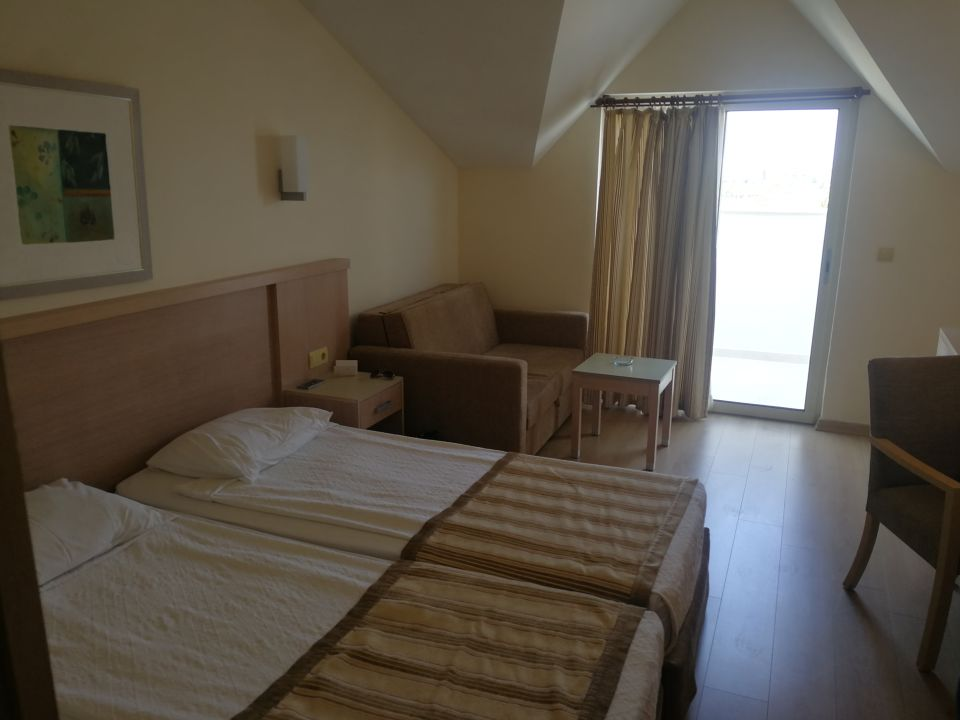 Zimmer Hotel Süral Resort