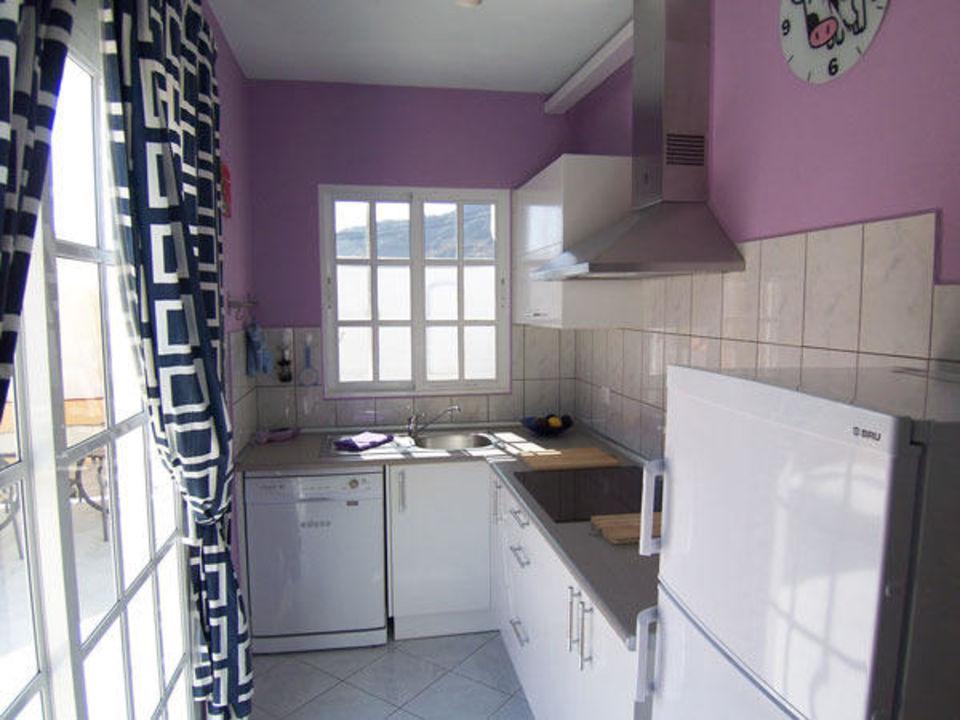 Küche mit Spülmaschine Casa Estrella